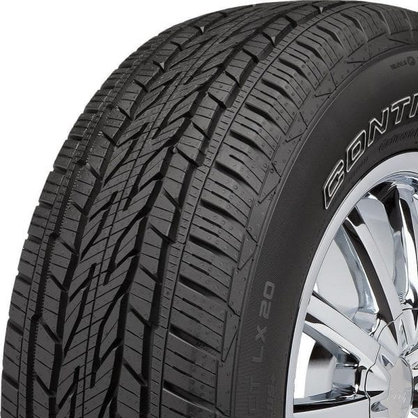 Buy Cheap Continental CROSS CONTACT LX20 Finance Tires Online