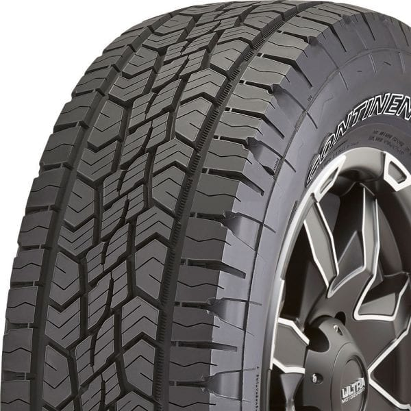 Buy Cheap Continental TERRAIN CONTACT AT Finance Tires Online