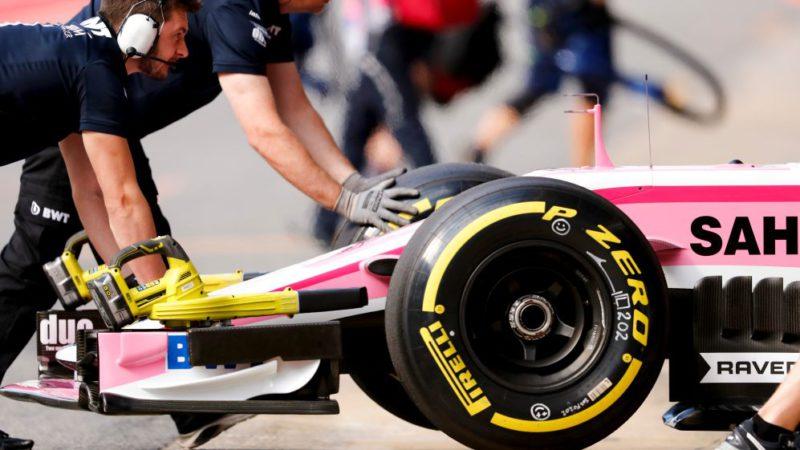 pirelli to make changes in 2020 F1 season