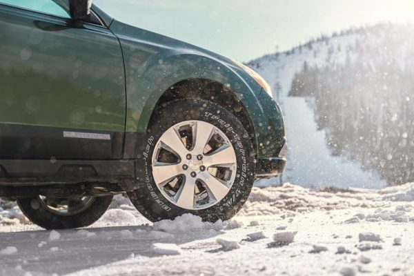 BFGoodrich Trail-Terrain TA Tire